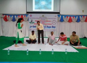 International Day of Yoga-2017