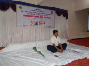 International Day of Yoga-2018
